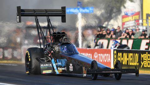 Scott Palmer, NHRA Top Fuel Dragster