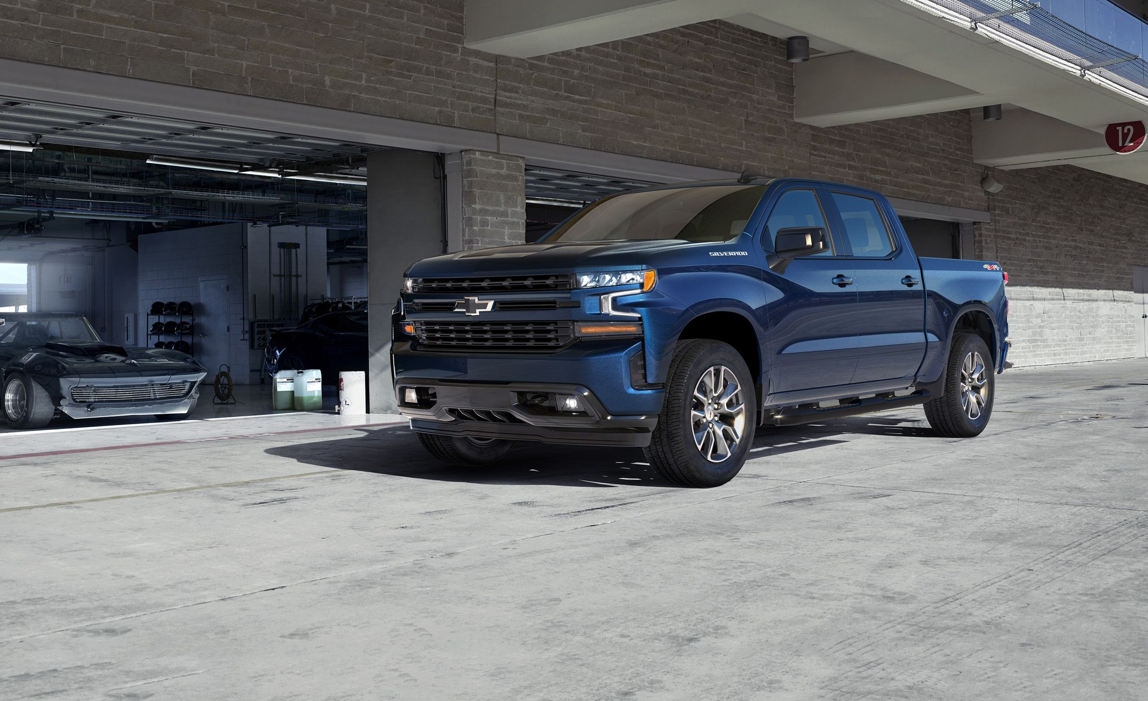 2019 Chevrolet Silverados Turbo Four Gets Disappointing Mpg Ratings