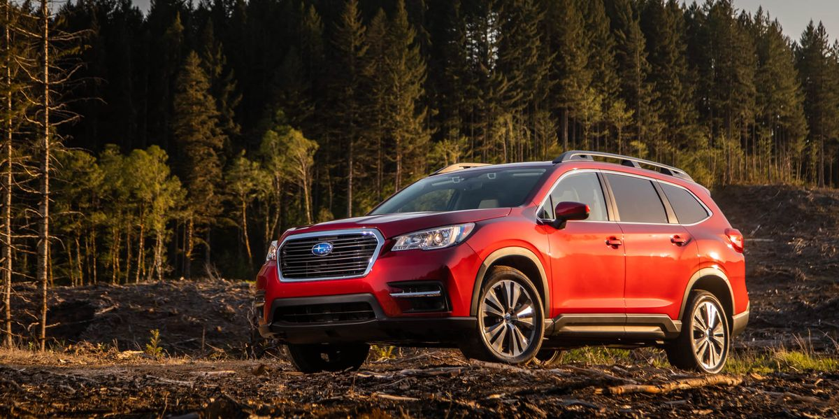 The Best Family Suvs Top That