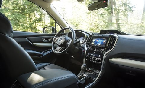 2020 Subaru Ascent Review Pricing And Specs