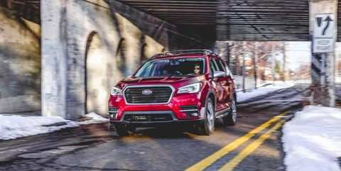 Our Long-Term 2019 Subaru Ascent Quietly Carries On beyond 13,000 Miles