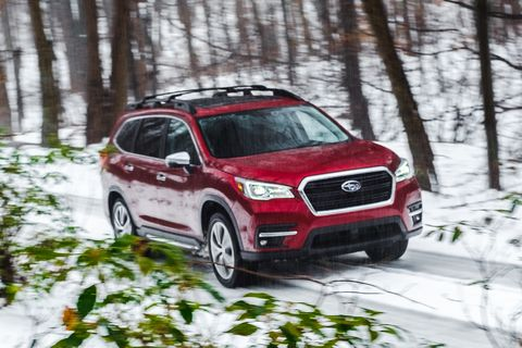 Subaru Cvt Problems >> How Reliable Is The 2019 Subaru Ascent