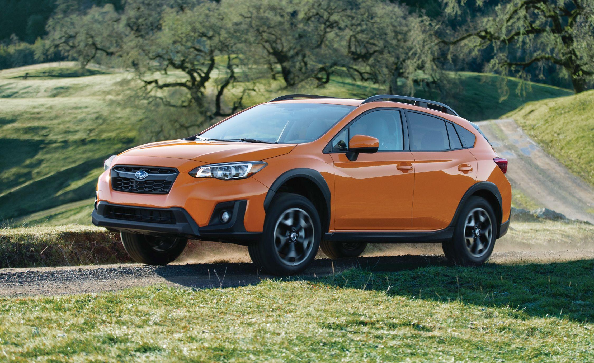 2019 Subaru Crosstrek Hybrid Will Be Brand S First U Plug In News Car And Driver