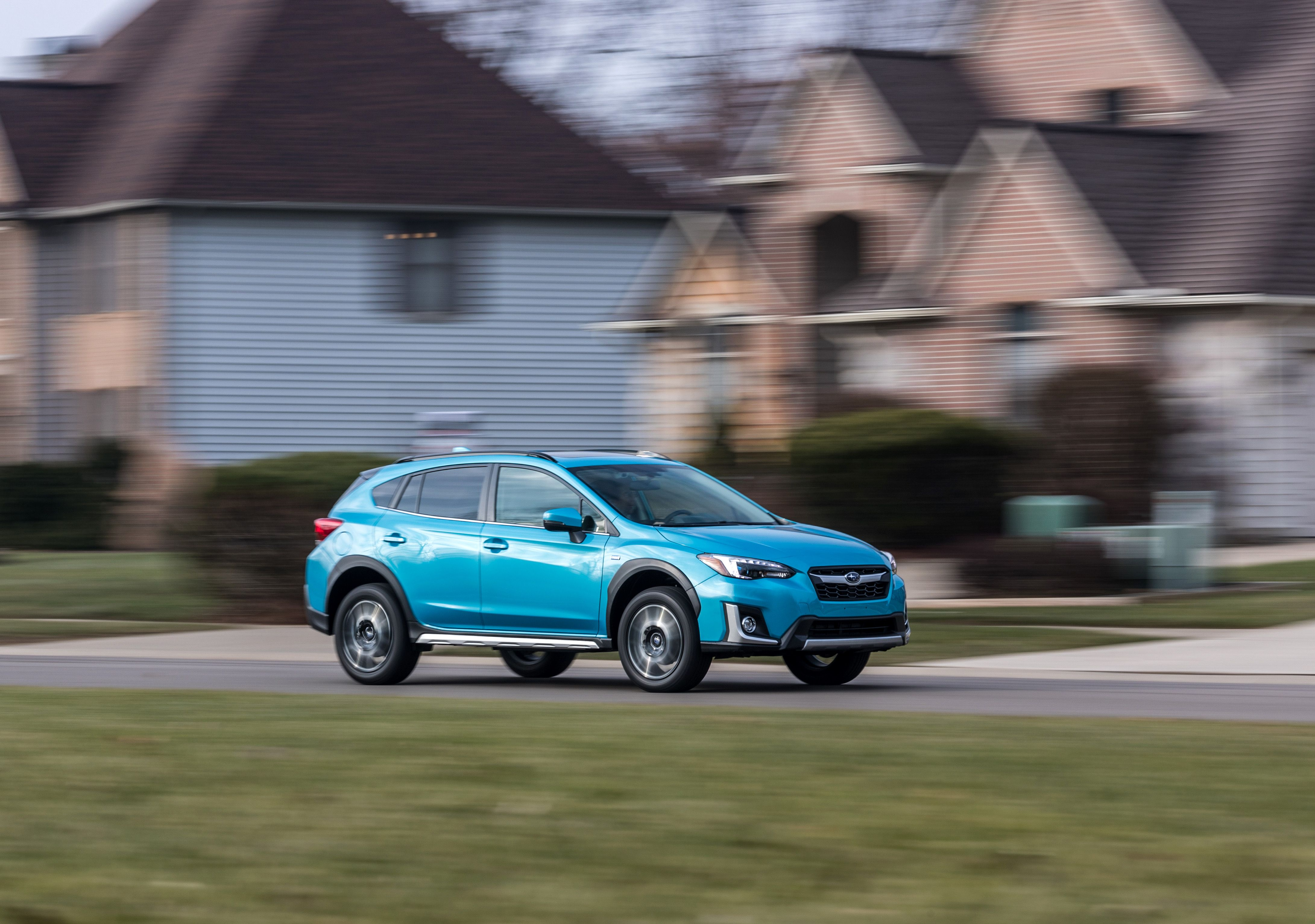 The 2019 Subaru Crosstrek Hybrid Stands Apart With Real All Wheel Drive