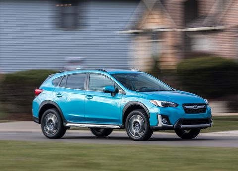 2020 Subaru Outback Hybrid Specs And Price >> The 2019 Subaru Crosstrek Hybrid Plug In Offers Useful Ev Range