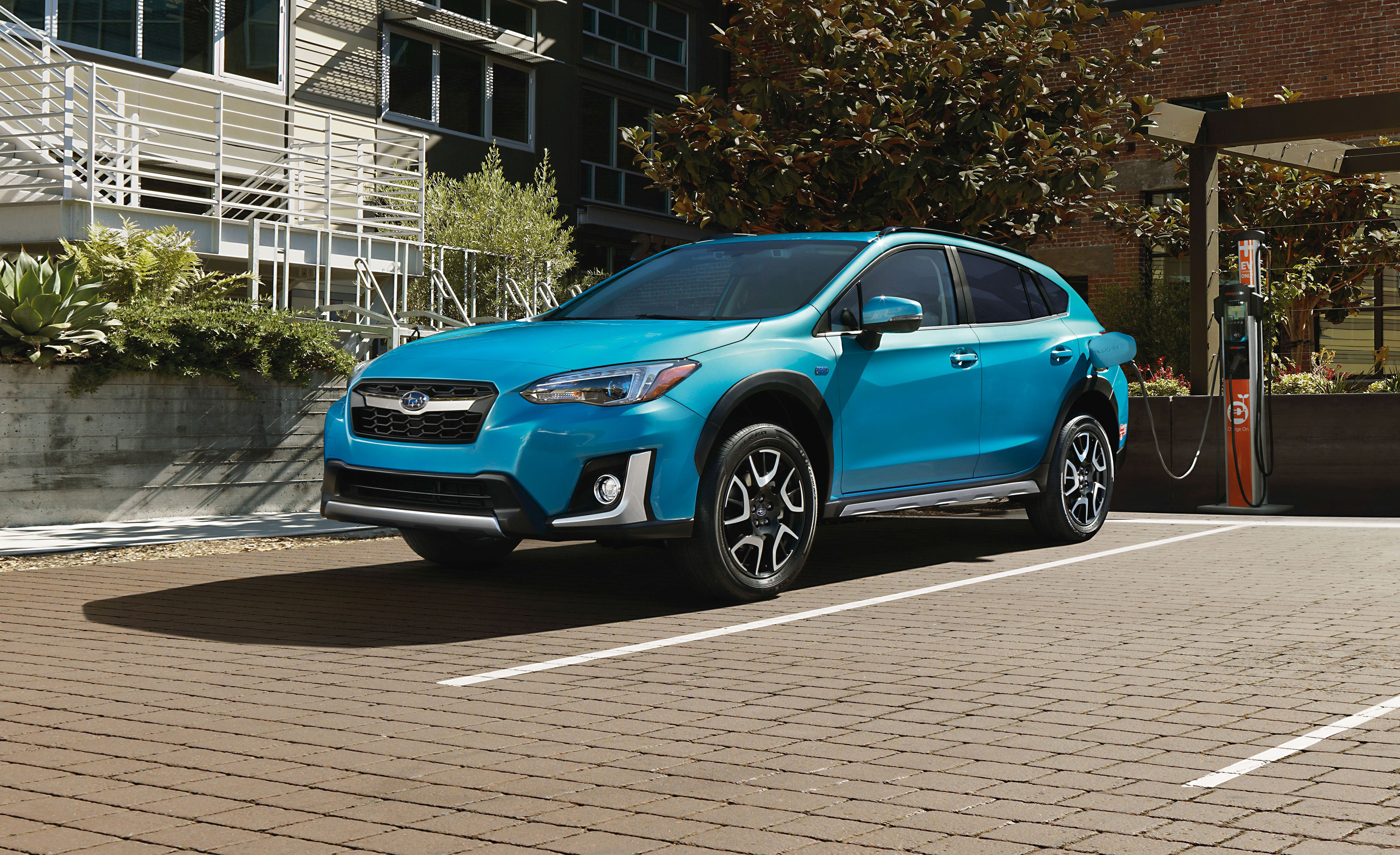 The 2019 Subaru Crosstrek Hybrid Is a Plug-In with a Premium Price