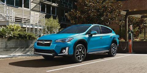 The 2019 Subaru Crosstrek Hybrid Is A Plug In With Premium Price
