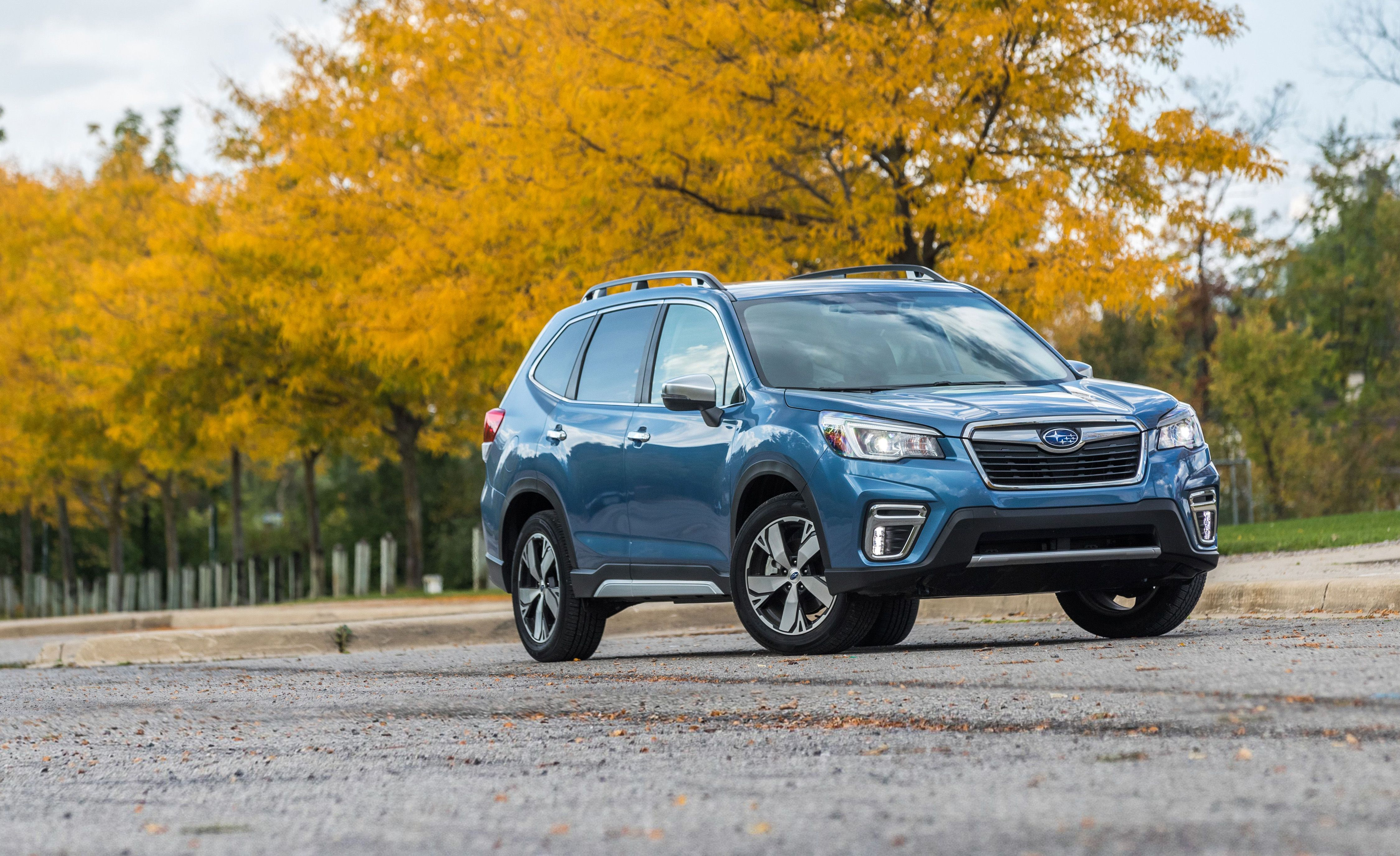 2019 Subaru Forester Review Pricing And Specs