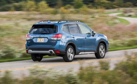 2019 Subaru Forester Suv Will Please Fans But We Have Gripes