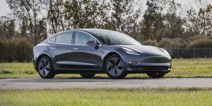 2019 Tesla Model 3 front