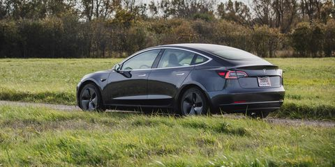 In-Depth Photos of Our Long-Term 2019 Tesla Model 3