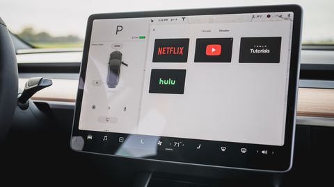 Our Tesla Model 3 Is Entertaining in More Than One Way