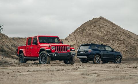 Land vehicle, Vehicle, Car, Automotive tire, Off-roading, Jeep, Off-road vehicle, Tire, Landscape, Jeep wrangler,