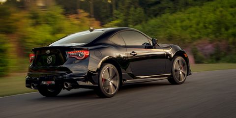 The 2019 Toyota 86 Trd Special Edition Doesnt Get More Power And