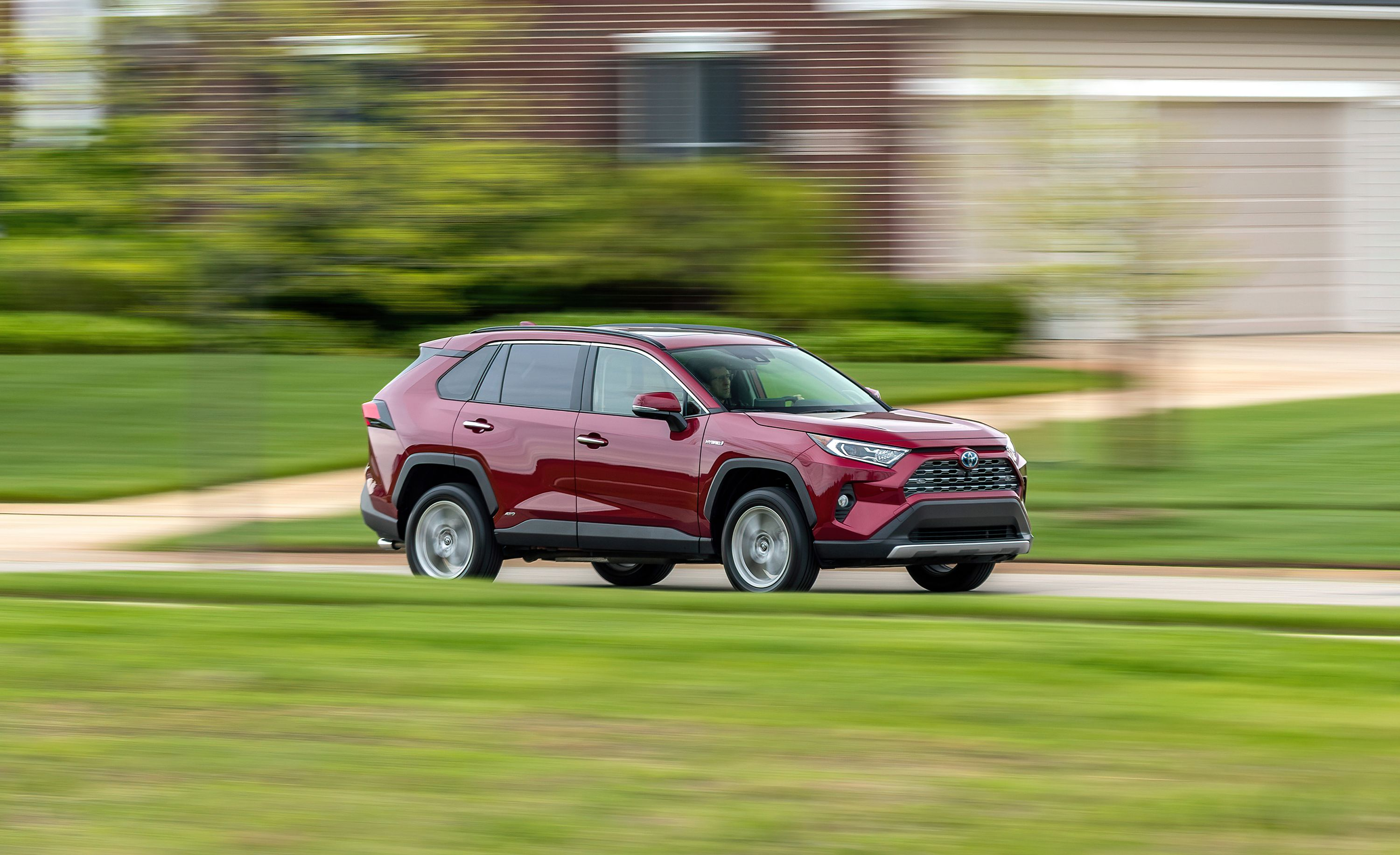 2019 Toyota Rav4 Hybrid The Better Toyota Rav4