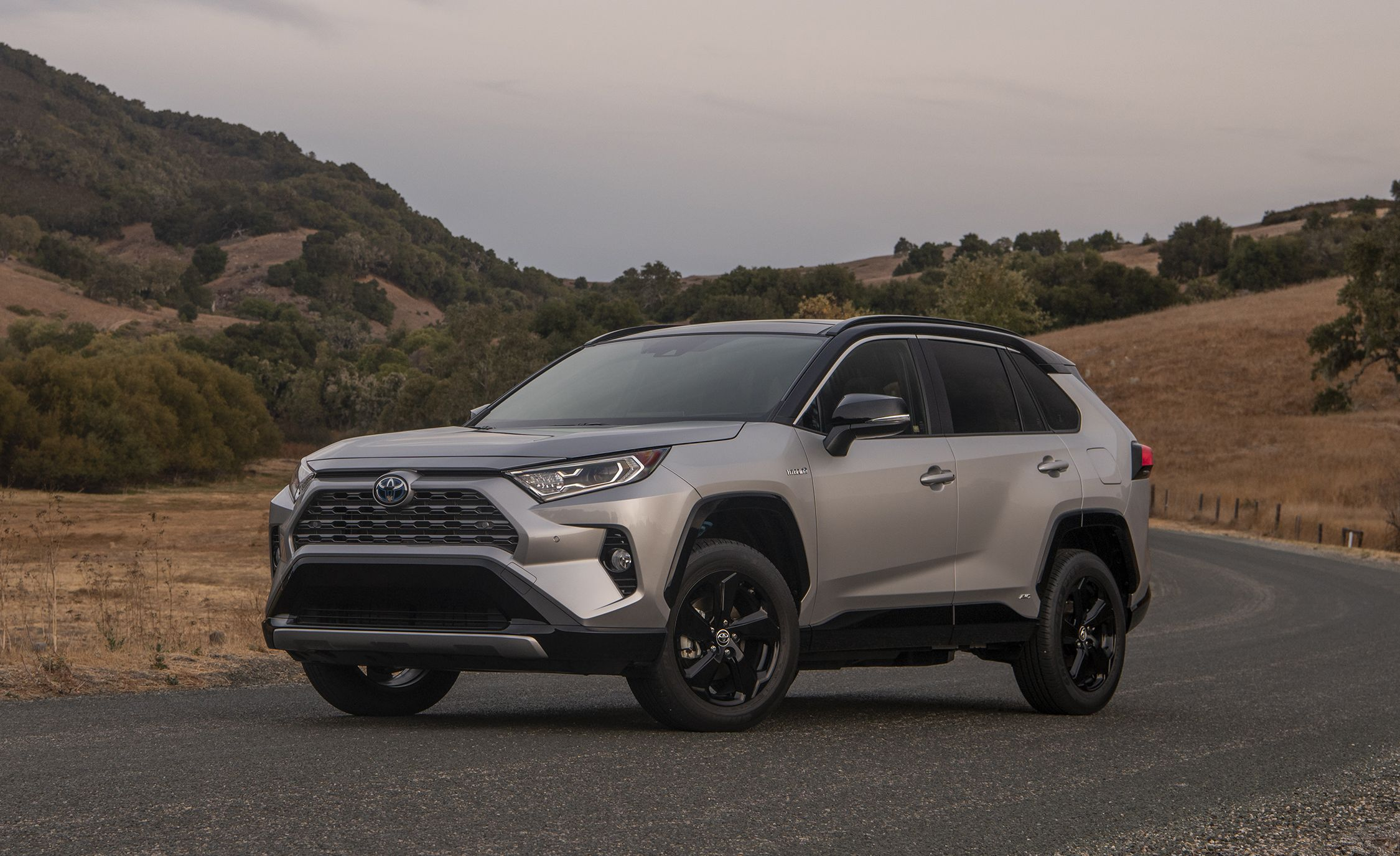 2019 Toyota Rav4 Pricing New Crossover Has A Broad Lineup Of Trim