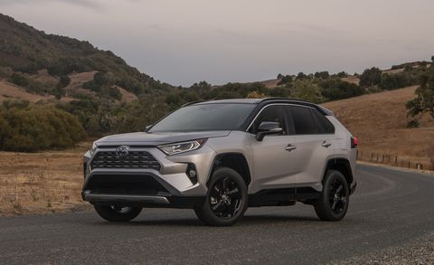 2019 Toyota Rav4 Pricing New Crossover Has A Broad