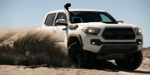 14 Best Off Road Vehicles in 2018 - Top Off Road Cars & SUVs of All Time