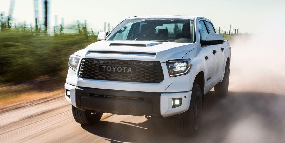 Let S Appreciate The Toyota Tundra Trd Pro S Hood Scooped Hood Scoop
