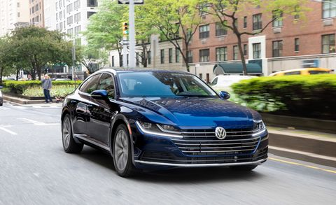 2019 Volkswagen Arteon se 4motion