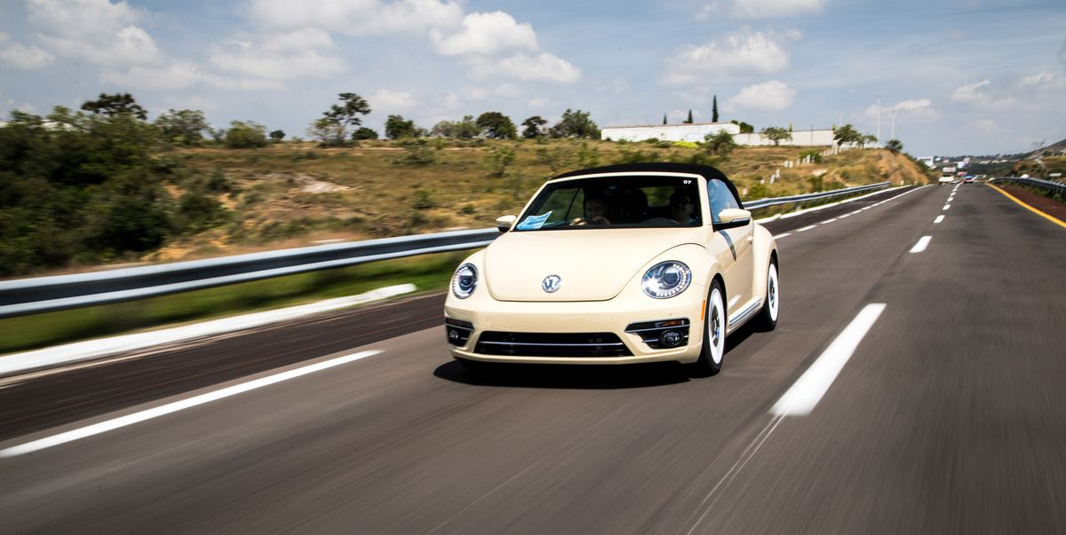 2019 Volkswagen Beetle Final Edition – A Well-Dressed Bug