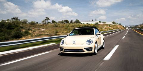 Volkswagen S Beetle Final Edition Is A Stylish Send Off For The Bug