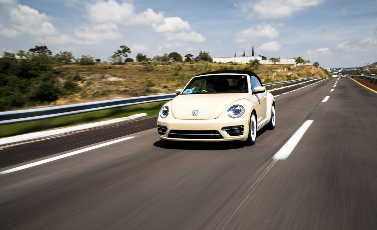 2019 Volkswagen Beetle Final Edition A Well Dressed Bug