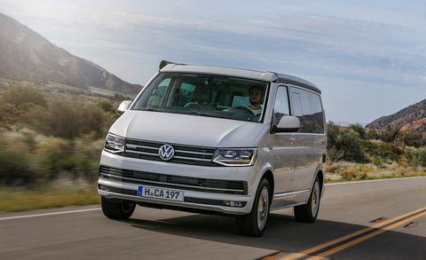 Land vehicle, Vehicle, Car, Motor vehicle, Volkswagen transporter t5, Van, Volkswagen, Transport, Bumper, Commercial vehicle,