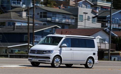 Land vehicle, Vehicle, Car, Van, Motor vehicle, Volkswagen transporter t5, Minivan, Volkswagen, Compact van, Microvan,