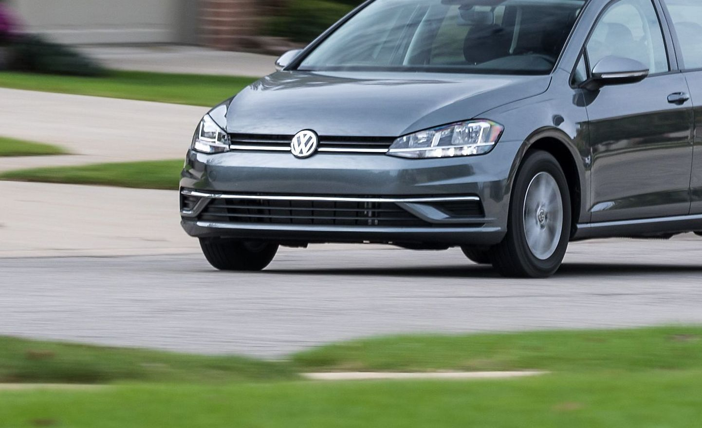 2019 Volkswagen Golf 1.4T
