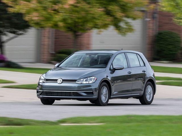 2019 Volkswagen Golf Review, Pricing, and Specs on volkswagen clock, volkswagen air conditioning, volkswagen all wheel drive, volkswagen floor mats,
