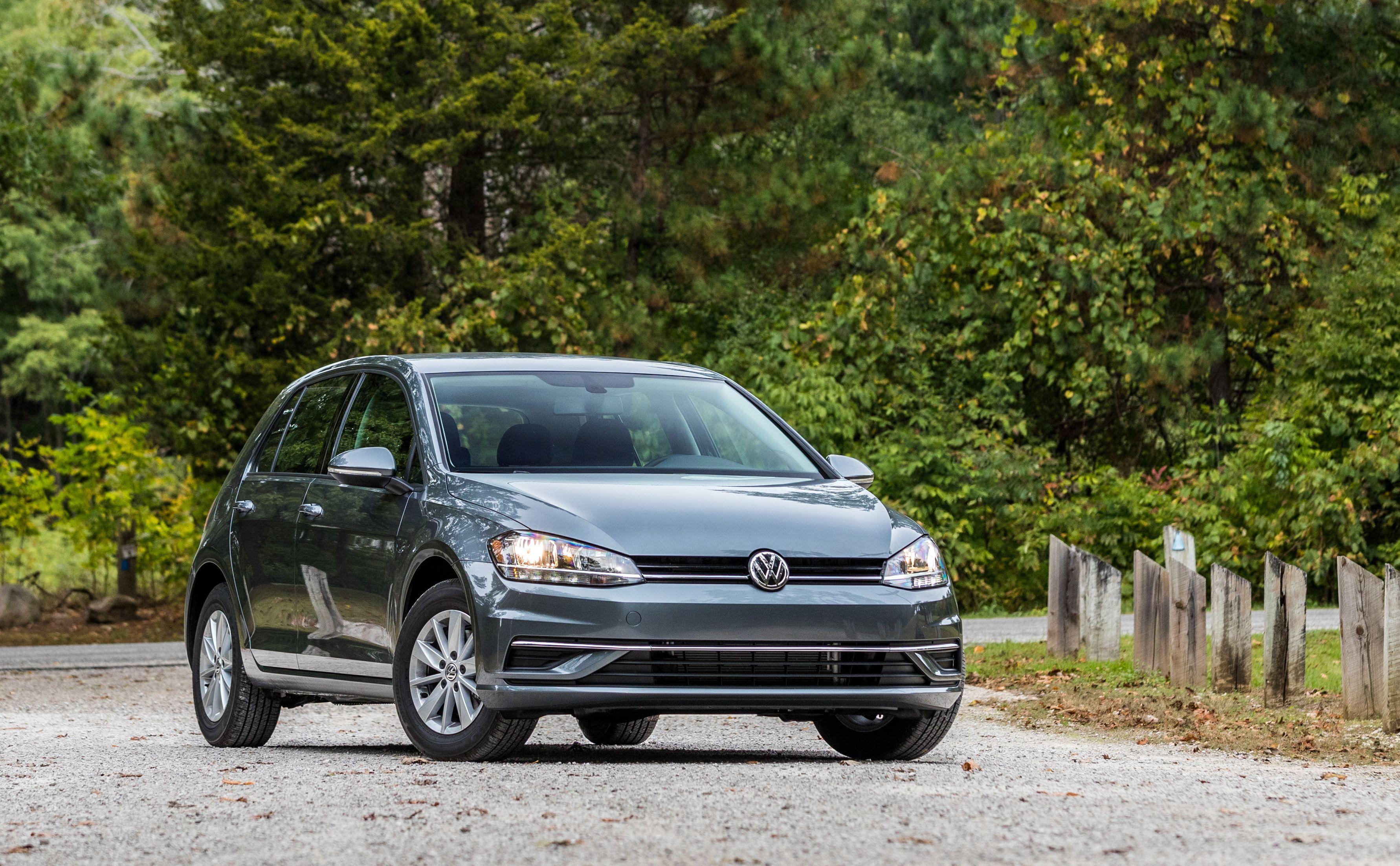2019 Volkswagen Golf 1.4T