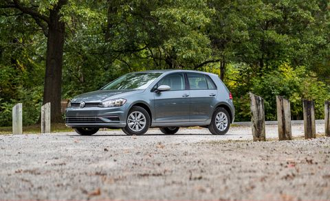 2019 Volkswagen Golf's New Engine – Less Power But Better MPG