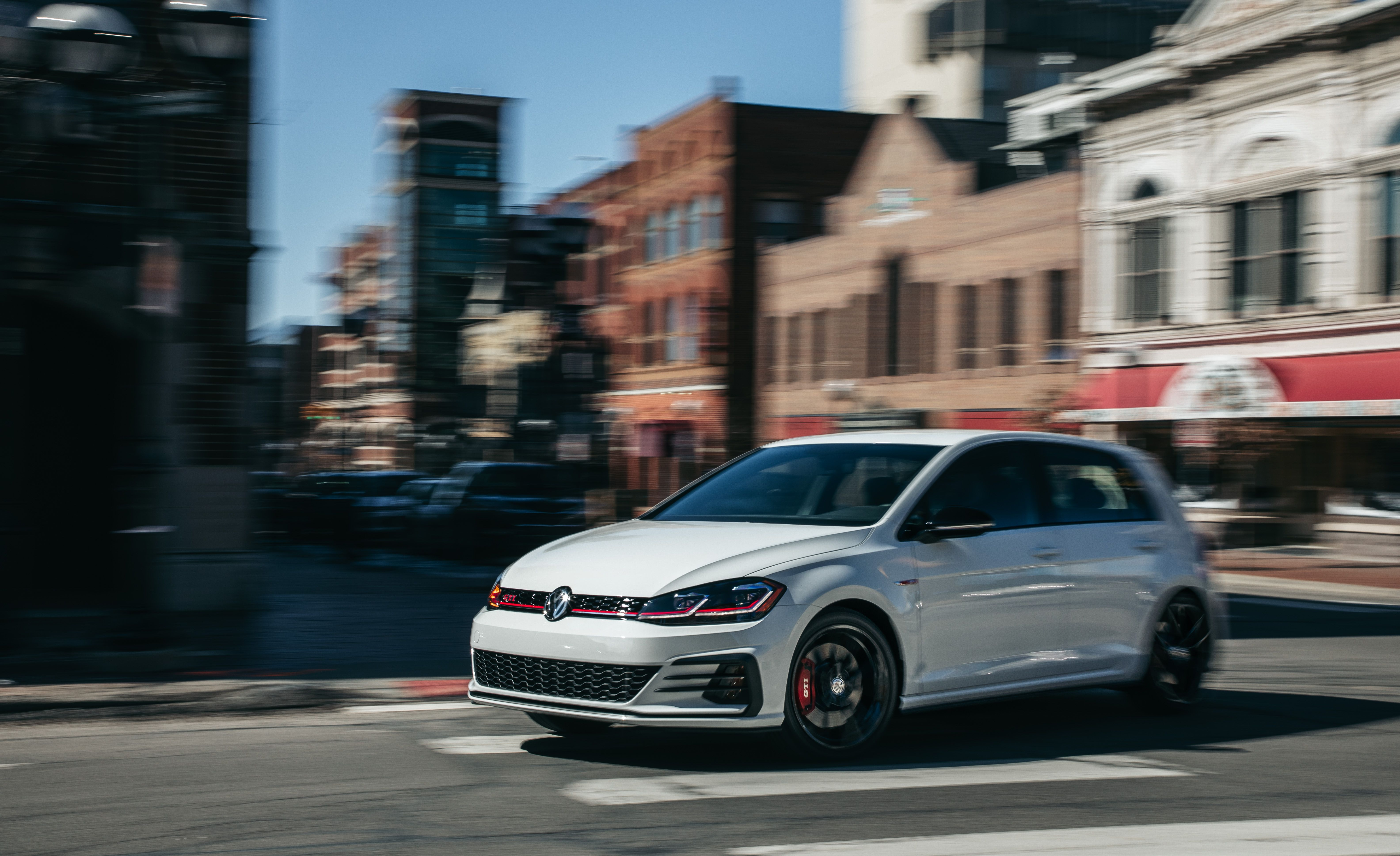 The 2019 Volkswagen Golf Gti Rabbit Edition Hops To It