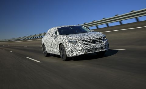2020 Volkswagen Passat Changed But Not Enough