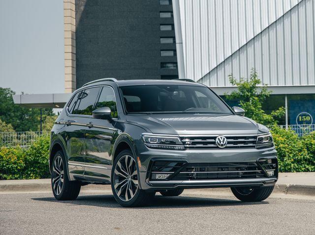 2019 Volkswagen Tiguan Review Pricing And Specs