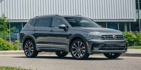 In-Depth 2019 Volkswagen Tiguan Photos