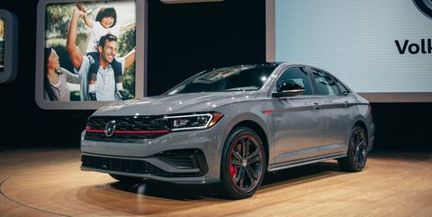 The 2019 Volkswagen Jetta Gli Is Er Than Golf Gti