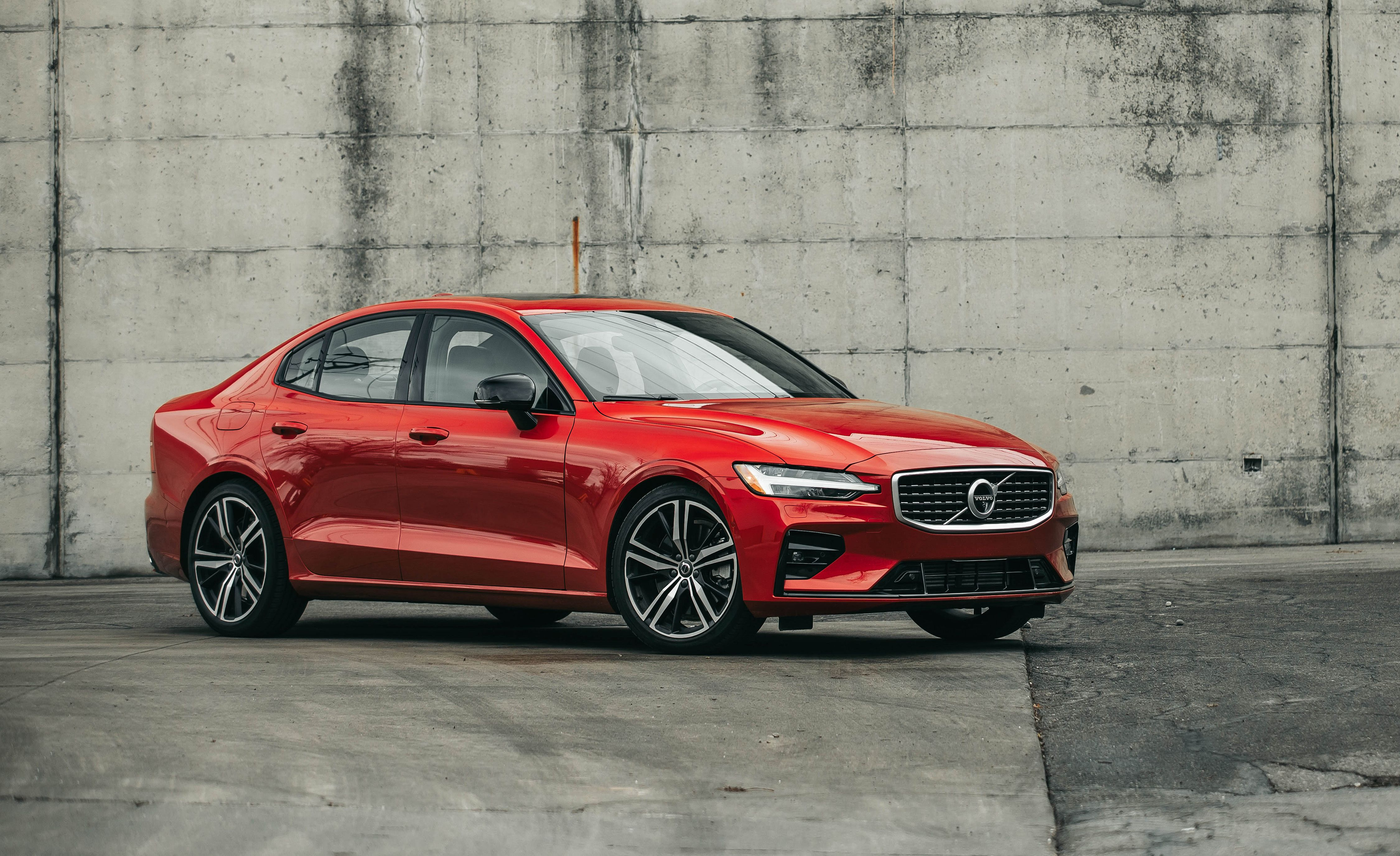 7. Volvo S60 At long last, Volvo's S60 sedan has been redesigned and no longer shares bits with old Ford products. It emerges from this transformation as a compelling alternative to the sports-sedan establishment.