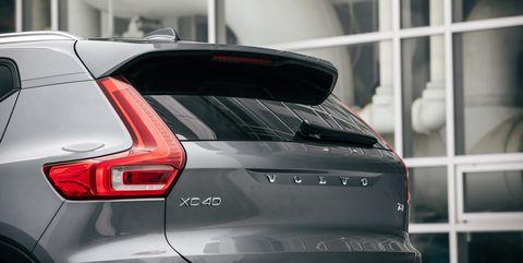 Land vehicle, Vehicle, Car, Automotive design, Trunk, Sport utility vehicle, Automotive exterior, Volvo xc60, Volvo cars, Crossover suv,