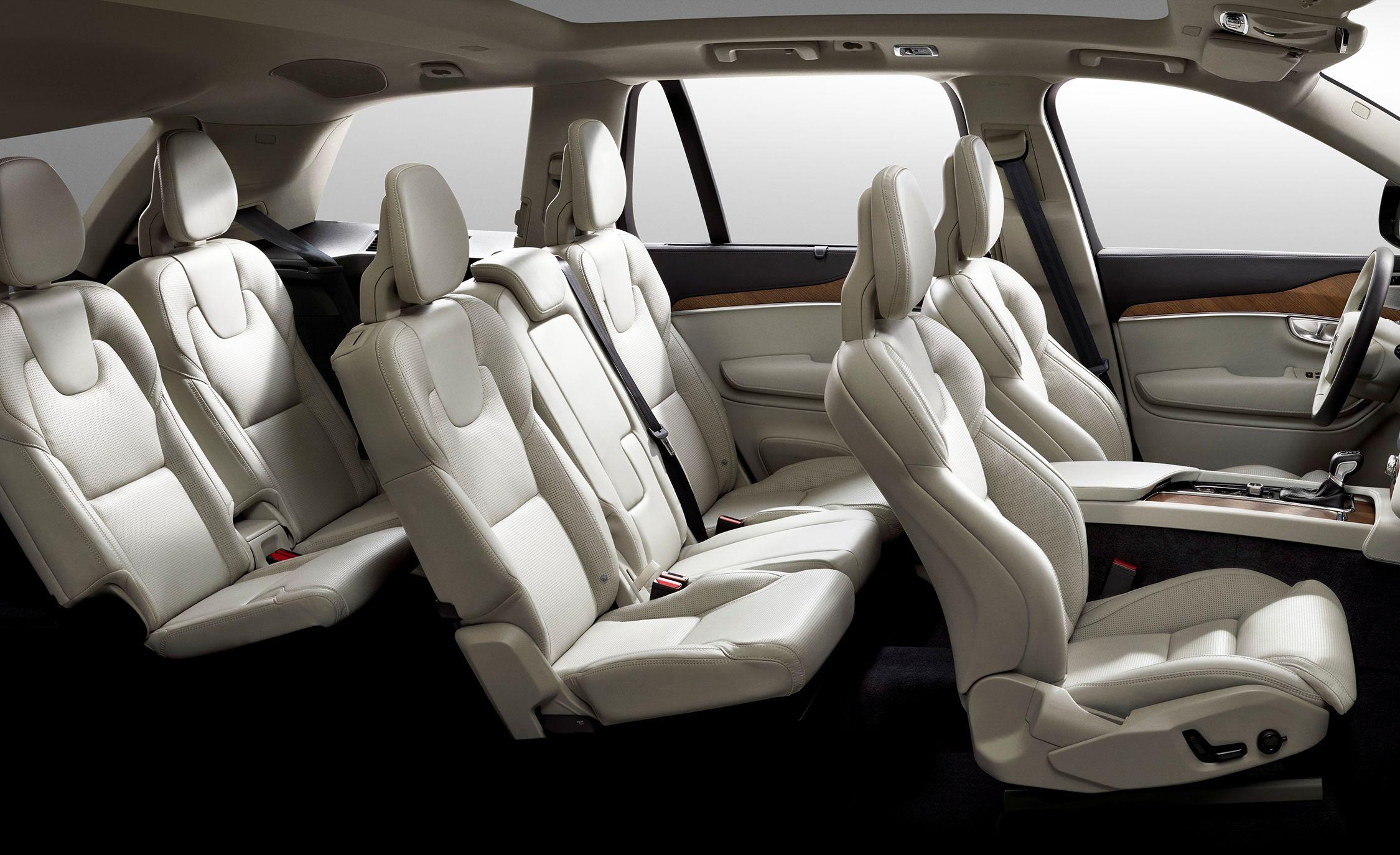 2019 Volvo XC90 Details
