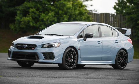 2019 Subaru Wrx And Wrx Sti Priced News Car And Driver