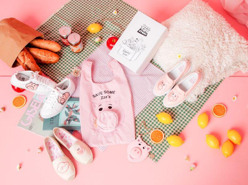 Disney, Grace Gift, 新年商品, 火腿豬, 玩具總動員, 聯名, 豬年