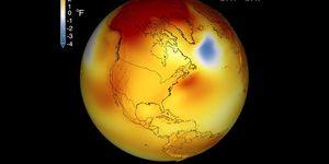 nasa giss earth study