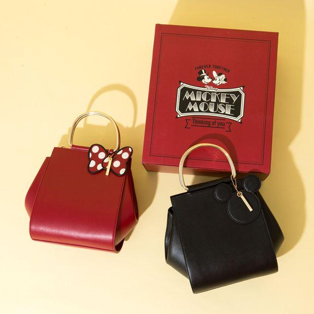 Grace gift, Mickey, 米奇, 米奇90周年, 米奇包鞋聯名, 迪士尼, 迪士尼聯名