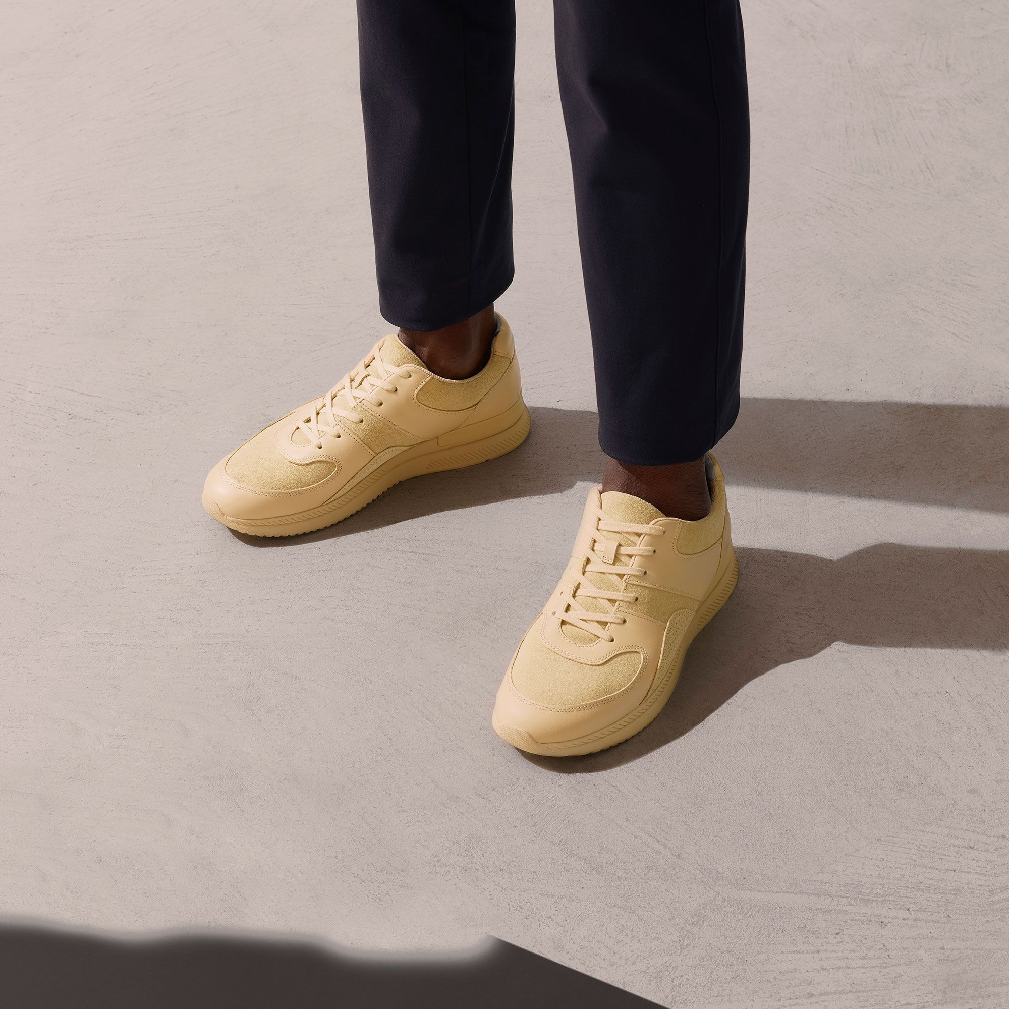 Everlane Finally Launched Its 'Tread' Sneaker Brand. It Was Worth the Wait.