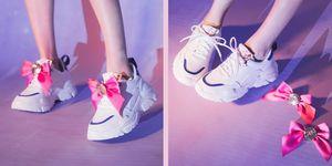 「美少女戰士」學院風厚底球鞋必須擁有!Grace Gift × 美少女戰士新一彈推出史上最可愛鞋包設計