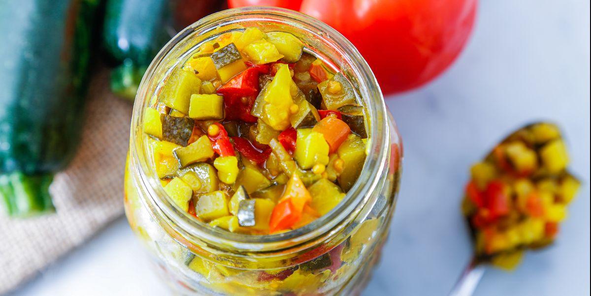 Best Zucchini Relish Recipe How To Make Zucchini Relish