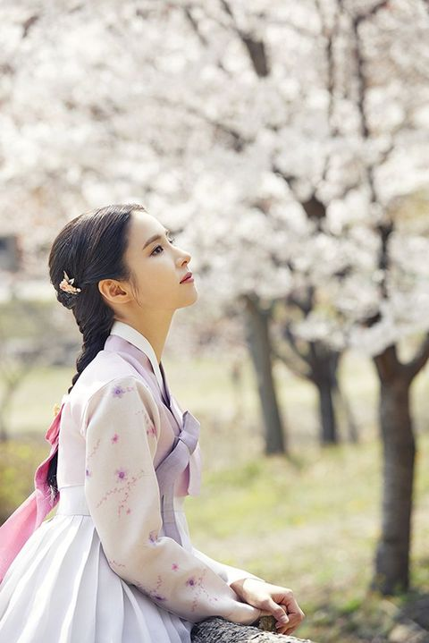 People in nature, Photograph, Flower, Spring, Beauty, Skin, Pink, Blossom, Cherry blossom, Botany,