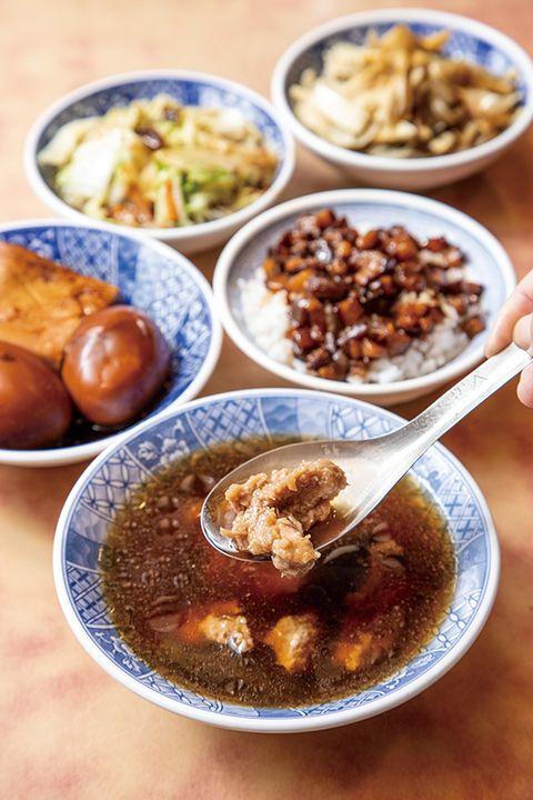台北傳統早點